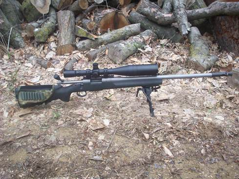 Remington 700 5R .308
